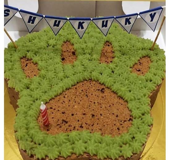 Torta Huellita