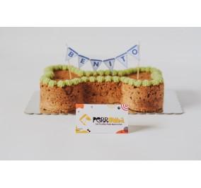 Torta Mini Hueso
